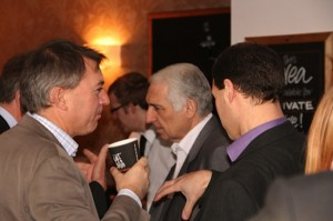 participants in networking group